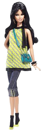 Barbie - Collection Top Model Teresa