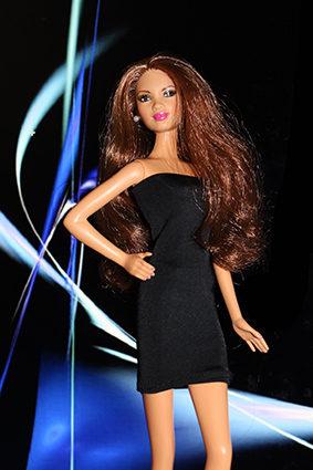 Barbie so in style baby phat Marisa