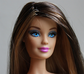 Barbie Long Hair