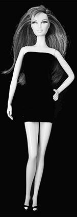 Barbie Basics - Modèle n°2 - Collection 001