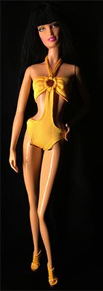 Barbie - Collection - Designer - Anna Sui Boho