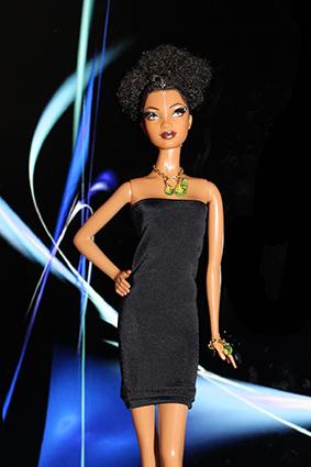 Barbie - Collection - Designer - Tatu