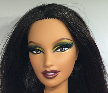Barbie Collection Dolls of the World Amazonia