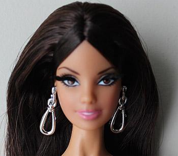 Barbie Collection City Shine - Lace Dress