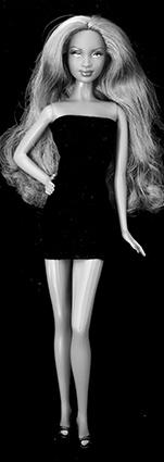 Barbie Basics - Modèle n°8 - Collection 001