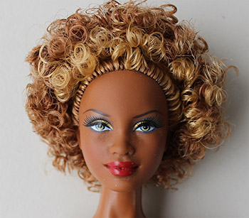 Barbie Basics - Modèle n°8 - Collection Red