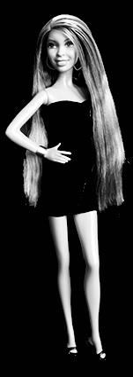 Barbie Rainbow Hair Nikki