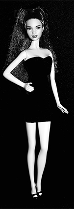 Barbie Fashionistas N°56