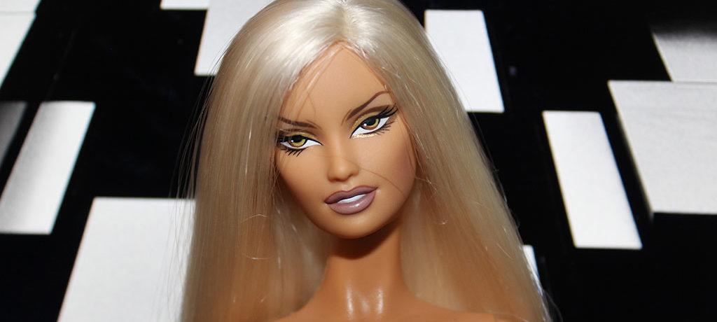 Barbie - Collection - Designer - Versace
