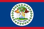 Drapeau Belize