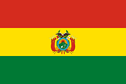 Drapeau Bolivie