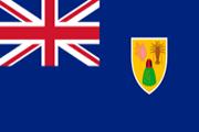 Drapeau Iles Turks et Caiques