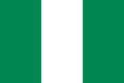 Drapeau Nigeria