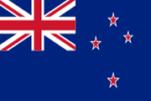 Drapeau Nouvelle Zélande