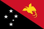 Drapeau Papouasie Nouvelle Guinee