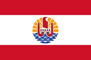 Drapeau Polynesie Française