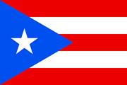 Drapeau Porto Rico