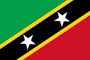 Drapeau Saint Kitts et Nevis