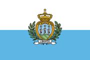 Drapeau Saint Marin