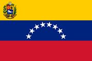 Drapeau Vénézuela