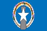 Drapeau Iles Mariannes du Nord
