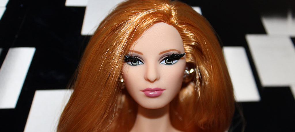 Barbie Collection Look - Red Carpet - Yellow