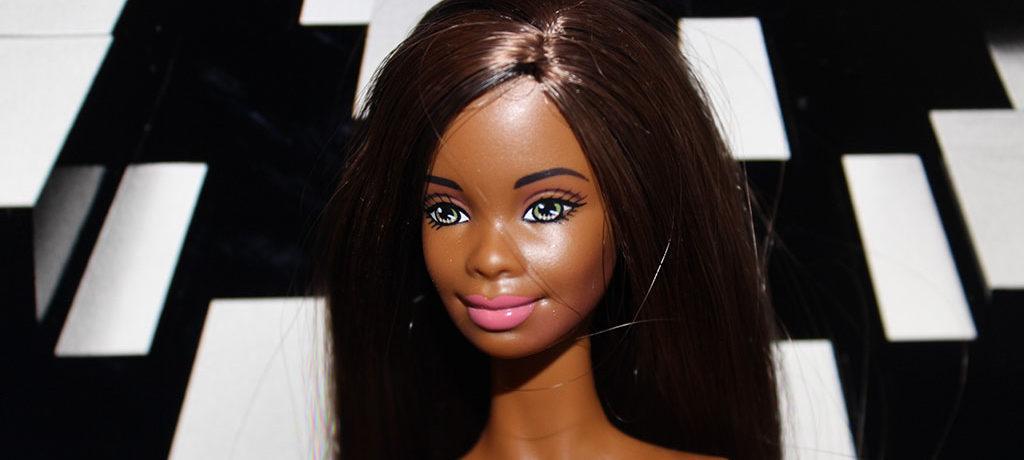 Barbie Butterfly Art Christie Doll
