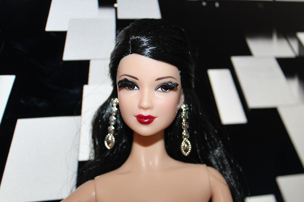 Barbie Collection Look - Red Carpet - Black Gown