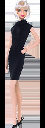 Barbie Basics - Modèle n°9 - Collection 001