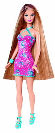 Barbie Long Hair