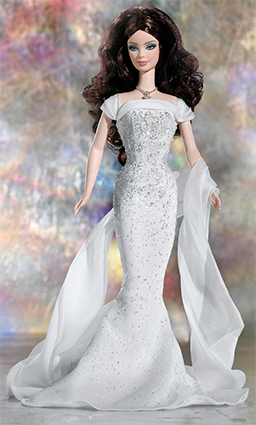 Barbie - The Birthstone Collection - April Diamond