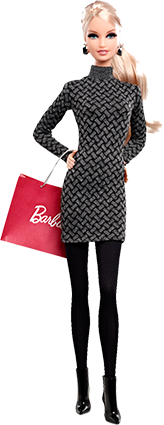 Barbie - Collection City Shopper