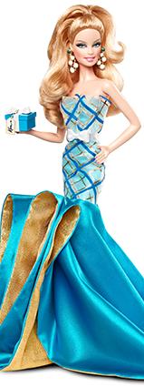 Barbie Collection Happy Birthday Ken