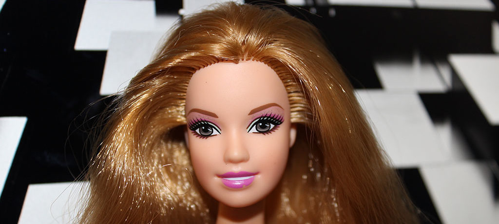 Barbie ooak vintage et muse