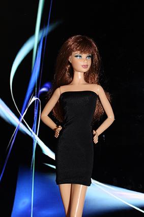 Barbie Basics - Modèle n°3 - Collection 001