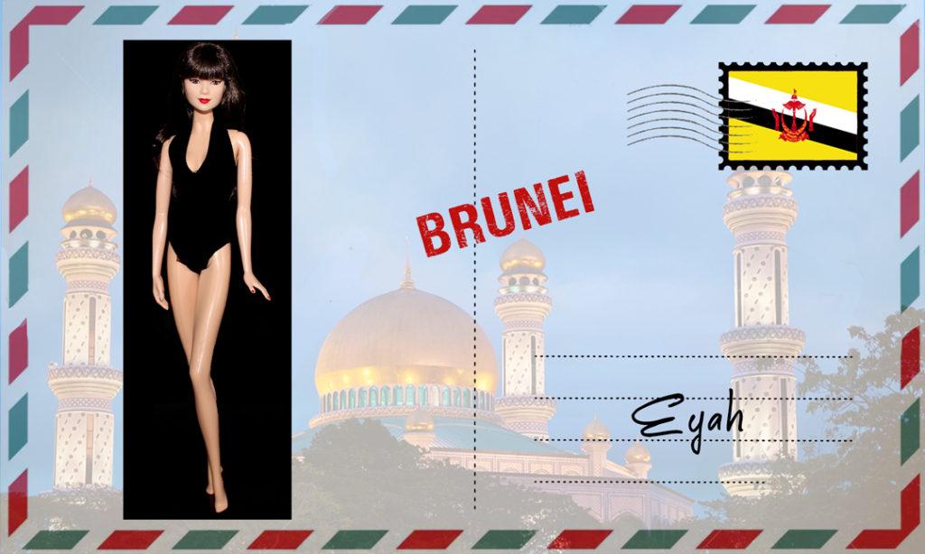 Barbie Eyah