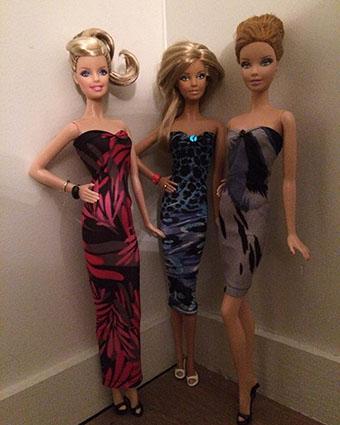 Barbie Collection Pop Culture - Shoe Obsession