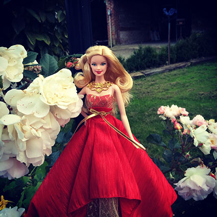 Barbie - Collection Holiday Dolls 2014
