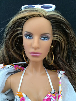 Barbie Collection Model of the Moment - Marisa Beach Baby