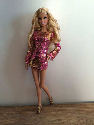 Barbie Collection Pop Culture - Heidi Klum