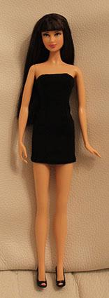 Barbie Basics - Modèle n°5 - Collection 002