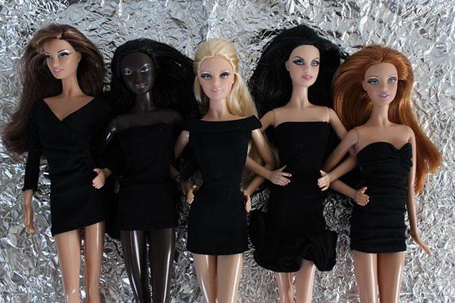 Barbie Basics - Modèle n°7 - Collection 001