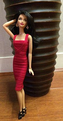 Barbie - Collection - Designer - Diane von Furstenberg