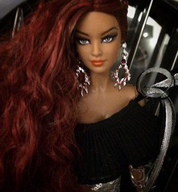 Barbie - Collection Stephen Burrows Nisha