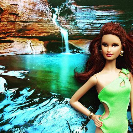 Barbie Basics - Modèle n°2 - Collection 003