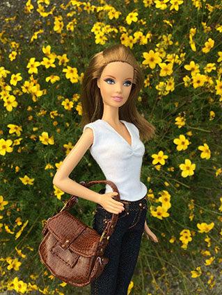 Barbie Basics - Modèle n°7 - Collection 002