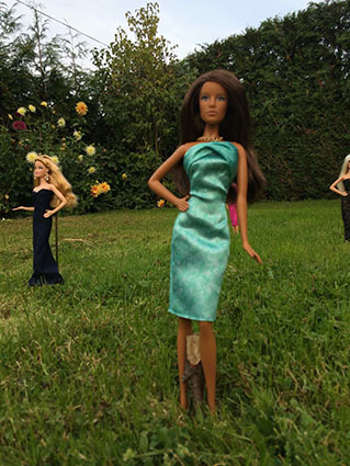 Barbie Collection Model of the Moment - Marisa Pretty Young Thing