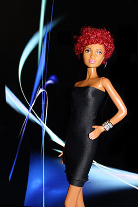 Barbie Fashionistas Doll 33 Fab Fringe