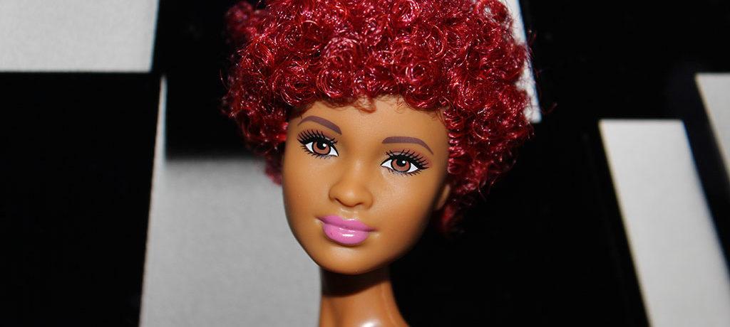 Barbie Fashionistas Doll 33 Fab Fringe