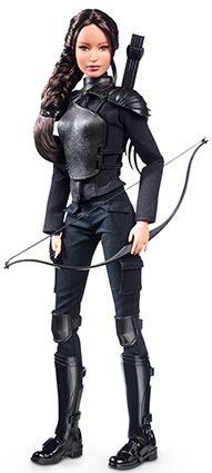 Barbie - The Hunger Games: Mockingjay -Part 2 - Katniss